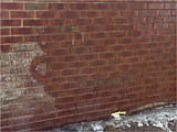 Walls (Effervesces Stone and Brick) Cleaning